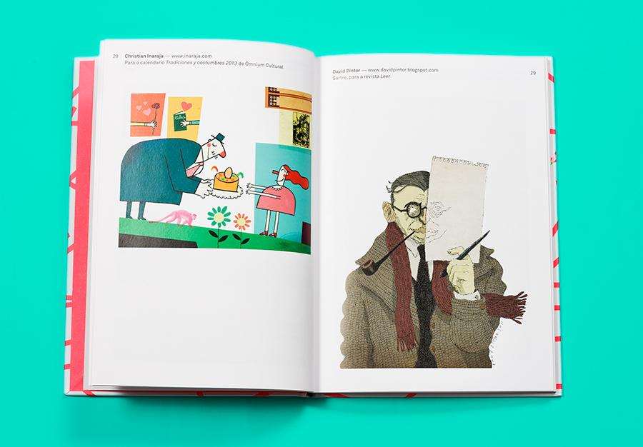 100% Ilustración, editorial Bubulú