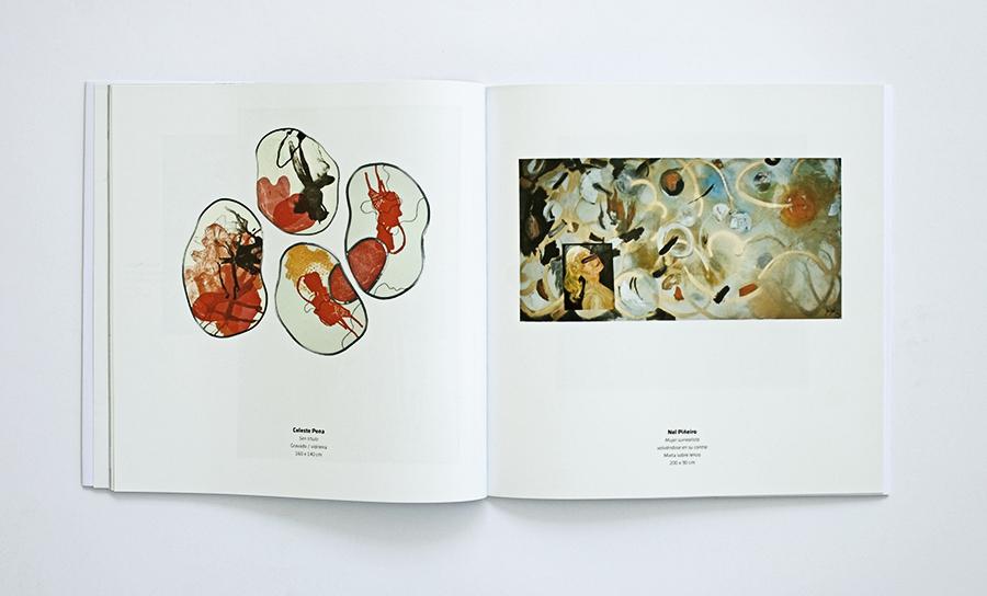 Catálogo exposición Arte Moaña 2011