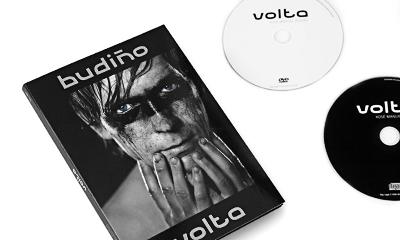 Deseño de disco Volta, Xosé manuel Budiño