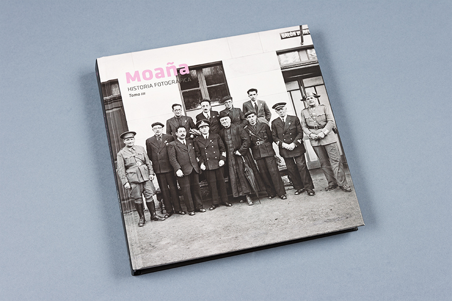 Historia Fotográfica de Moaña